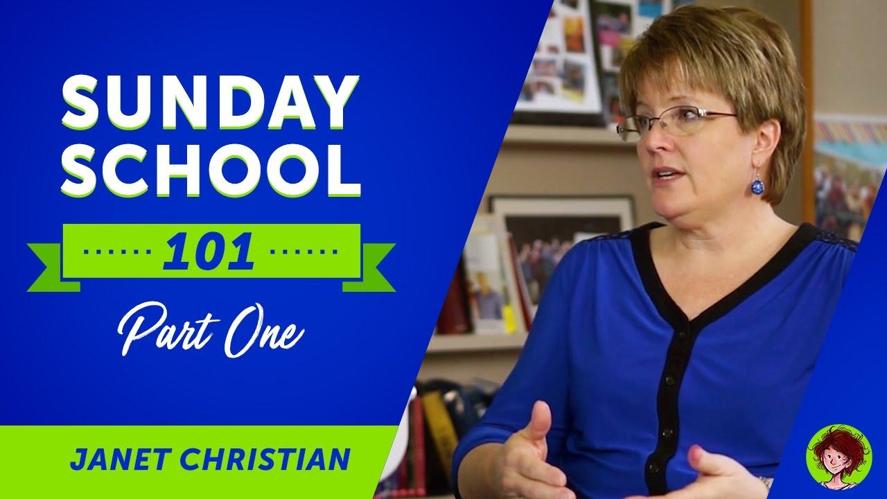 Sunday School Lessons 101 - Part 1   ShareFaith.com