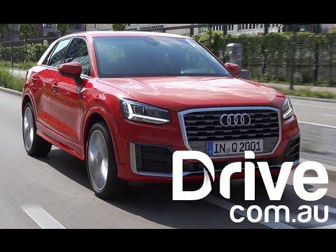 2017 Audi Q2 First Drive Review | Drive.com.au