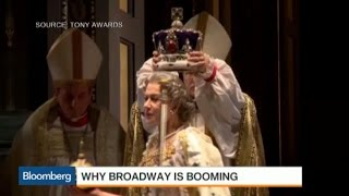 What Kind of Ratings Can We Expect for Tony Awards?