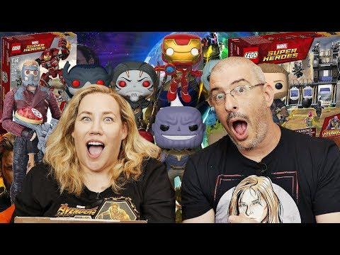 צעצועים: מלחמת האינסוף!!!