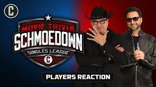 Movie Trivia Schmoedown - John Rocha & Mark Reilly React to Their First Title Match!