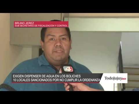 Diez boliches fueron sancionados