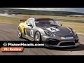 Porsche Cayman GT4 Clubsport   PH Review   PistonHeads