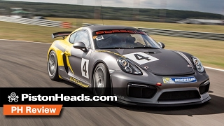 Porsche Cayman GT4 Clubsport 2016 Videos