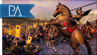 BATTLE OF AGGRESSION - Total War: Shogun 2 Gameplay