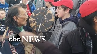 New fallout after viral confrontation between high schoolers, Native Americans
