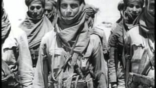 Lo squadrone bianco  ispezione truppe