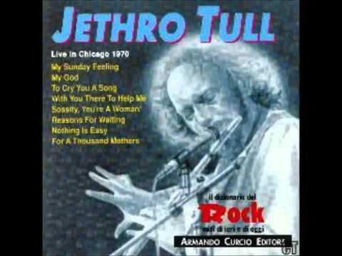 Jethro Tull Live In Chicago 1970 Album (1991)