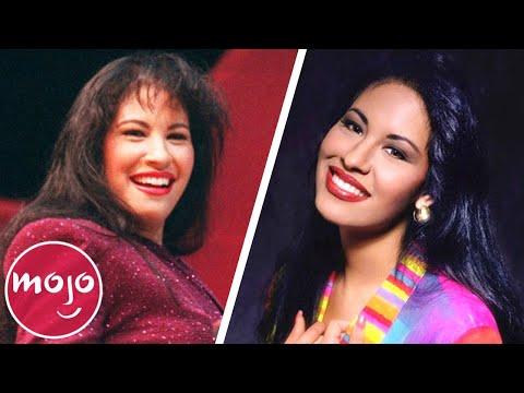 The Tragic Story of Selena Quintanilla-Prez
