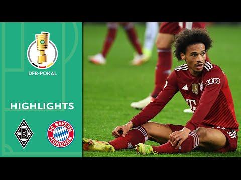 Gladbach shocks Bayern! | Mönchengladbach vs. Bayern München 5-0 | Highlights | DFB-Pokal 2. Round