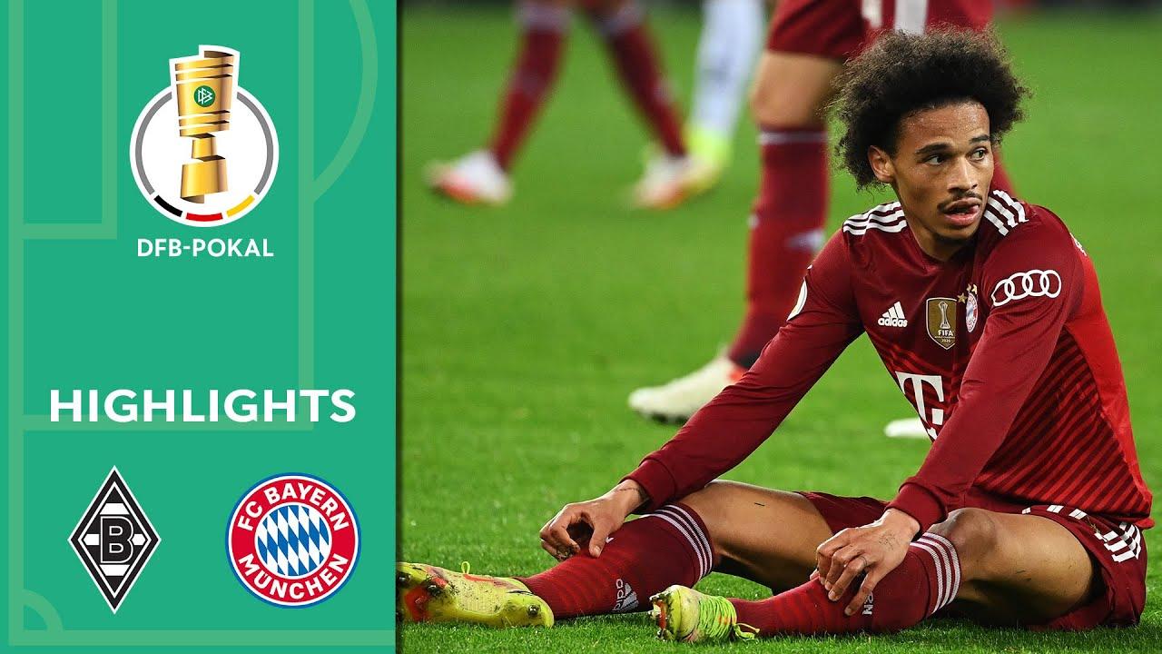 Borussia Monchengladbach vs. Bayern Munich - Football Match ...