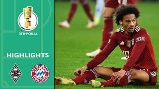 Gladbach shocks Bayern!   Mönchengladbach vs. Bayern München 5-0   Highlights   DFB-Pokal 2. Round
