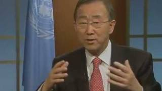 Live global conversation with the UN Secretary-General on Social Media(, 2011-09-13T17:58:12.000Z)
