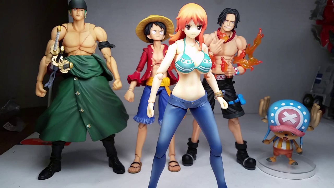 ONE PIECE Nico Robin Action Figure Megahouse Variable Action Heroes