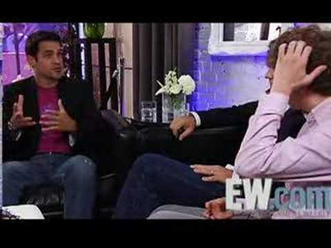 JUNO: Michael Cera and jason bateman interview: funny