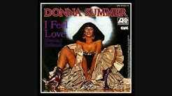 Donna Summer - I Feel Love (12 inch Remix) HQsound