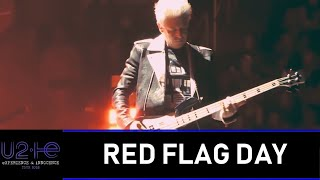U2 Plays Red Flag Day For The First Time Ever Live From San Jose 2018 Multicam Hd