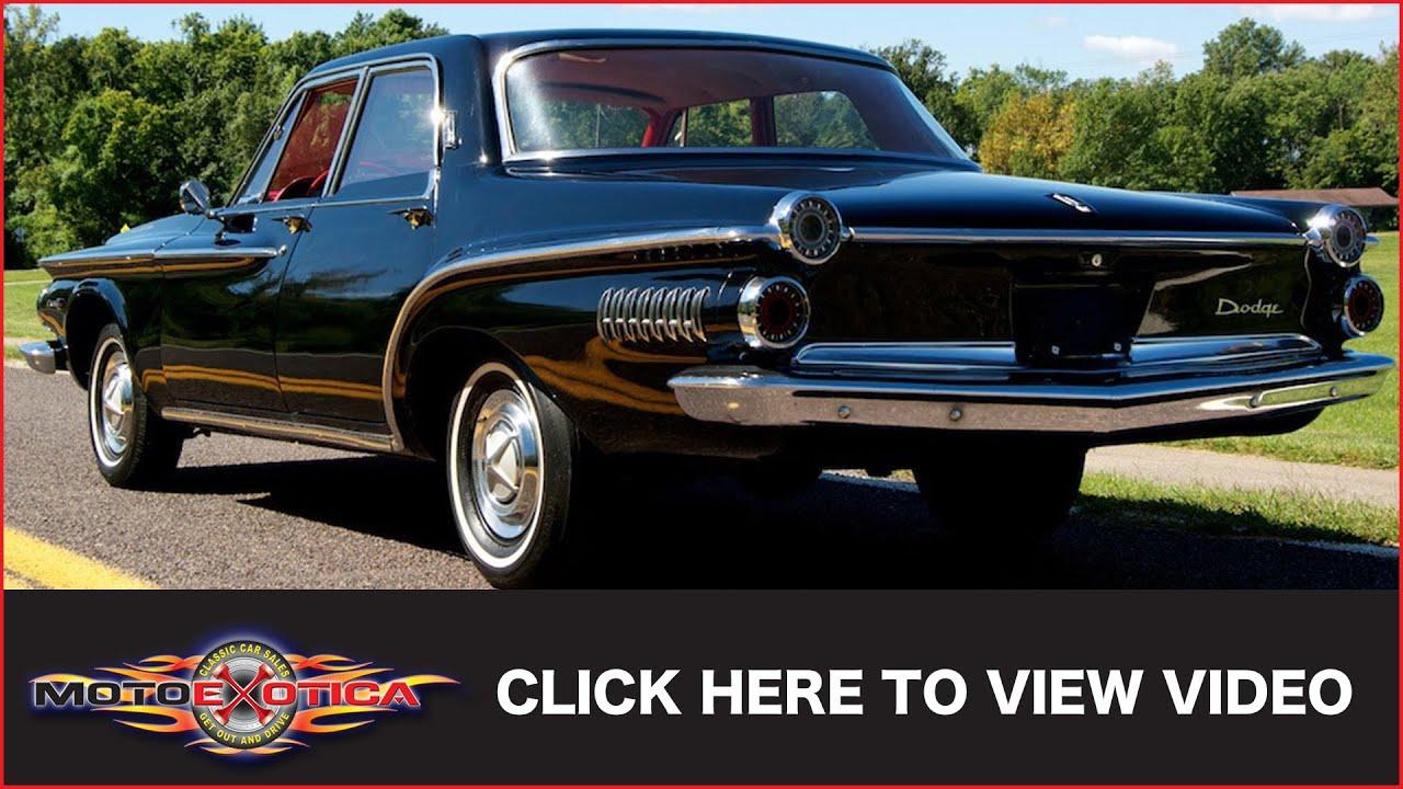 1962 Dodge Dart (SOLD) - YouTube