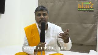 Meditation Yogi Tamizhvel Swamigal Special Interview