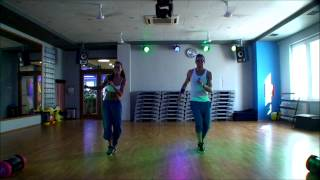 """Nadie Como Tu - Leslie Grace"" - Łukasz & Lenka Dance Fitness"