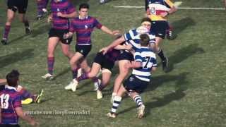 Riverview 1st XV 2013 Season Highlights