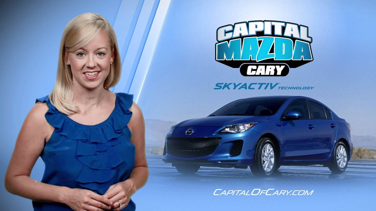 Awesome Capital Mazda   Serious Side