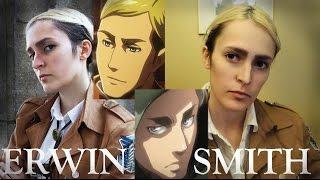 Erwin Smith Makeup Tutorial