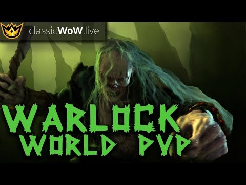 Warlock wPvP | Soul Link | Classic WoW | Infernal fun too!
