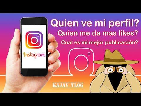 Como Saber Quien Visita Mi Perfil En Instagram   La Mejor App Para Monitorear Instagram Gratis