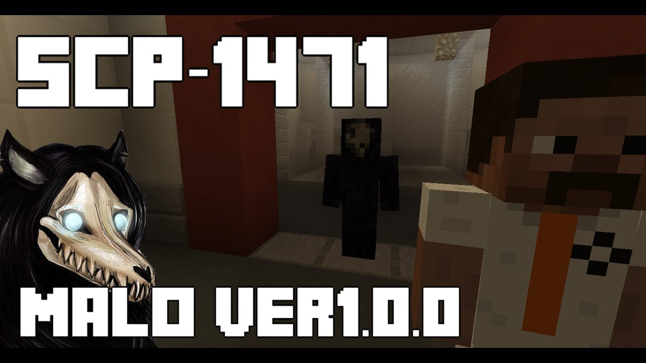 Scp 1471 App Roblox Scp 1471 Minecraft Containment Breach Malo Ver1 0 0 Youtube