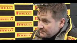 Formula 1 2012 - New Tyres Will Ignite 2012 F1 Season - Paul Hembery
