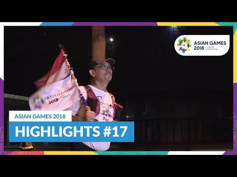 Asian Games 2018 Highlights #17