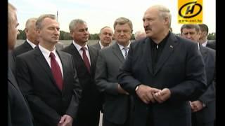 Лукашенко проверил выполнение своих поручений