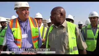 Standard Gauge Railway Line From Dar Es Salaam to Morogoro Project   SEPTEMBER 2018
