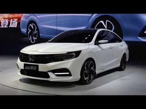2020 Honda Envix: Interior & Exterior - YouTube