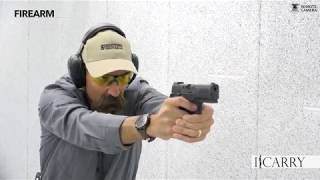 I Carry: SIG Sauer P-320 X-Carry in a Blade-Tech Total Eclipse Holster