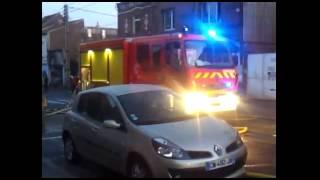 Clip Sapeurs Pompiers SDIS 62