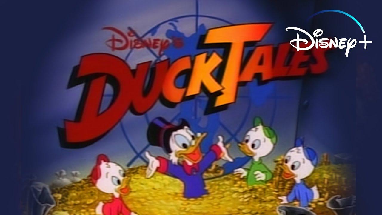 Download DuckTales - Theme Song | Disney+ Throwbacks | Disney+