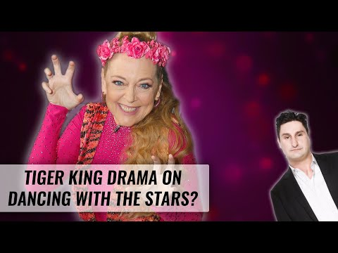 Celebrities Want Carole Baskin Voted Off DWTS? | Naughty But Nice
