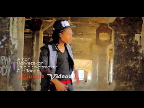 Amani - Haiwezekani (Official Kiumbe HD Video) thumbnail