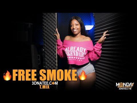 Drake  Free Smoke TMix @3DNATEE Morning Exercise 016