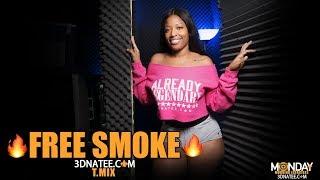 Drake - Free Smoke T.Mix @3DNATEE [Morning Exercise 016]