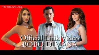 Gambar cover OFFICIAL Lirik Video Bobo Dimana Aliff Syukri Nur Sajat Lucintaluna - Tv Terlajak Laris