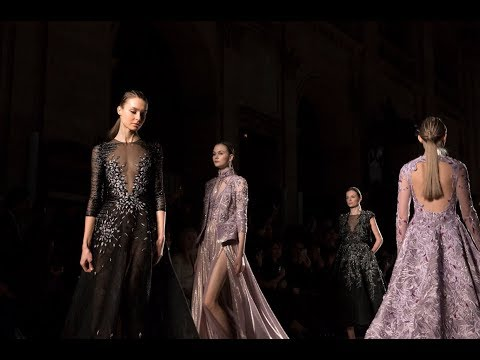 Tony Ward - Couture Spring Summer 2018 Fashion Show - Paris