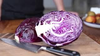 Knife Skills - chiffonade