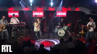 Zaz - On ira en live dans le Grand Studio RTL - RTL - RTL