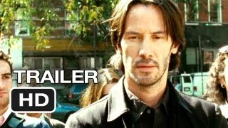 Generation Um... Official Trailer #1 (2013) - Keanu Reeves, Adelaide Clemens Movie HD