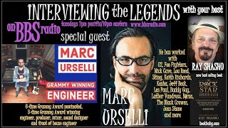 Marc Urselli  Grammy Award Winning Engineer & Producer