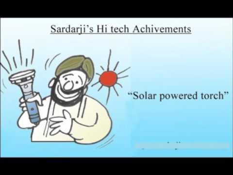 Jokes On Sardarji!!