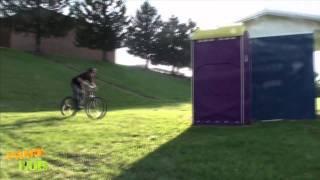 Porta Potty Pwnage Prank